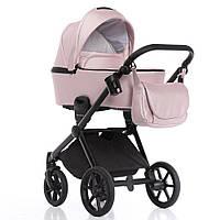 Детская коляска 2 в 1 Invictus V-Dream Lux Rose Black