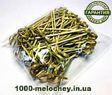 Бамбуковые шпажки узелок 150 мм ( 100 шт/уп )  палочки для канапе., фото 2