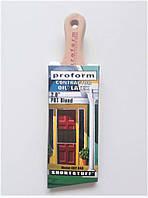 Кисть малярная угловая  с короткой ручкой  50 мм