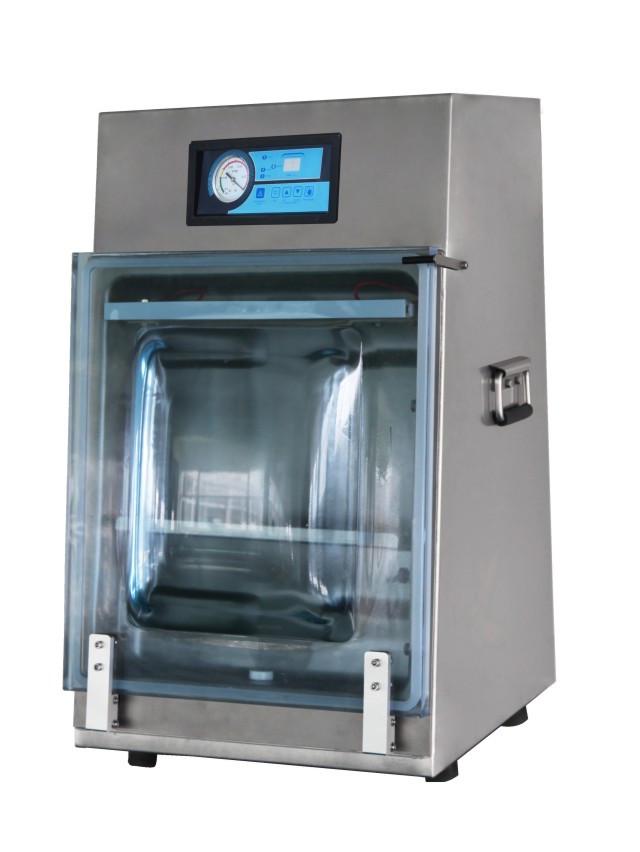 Вертикальный вакуумный упаковщик HVV-410T/1A