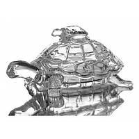 Конфетница черепаха Bohemia 265 мм,