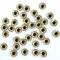 Глаза 8 мм (1-8-001). 1 шт.