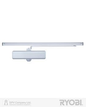 Доводчик накладного типа серебро RYOBI *8800 S-8850T SILVER SLD_HO_ARM EN_2 45кг 900мм