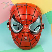 Маска пластиковая Человек паук МТК-16