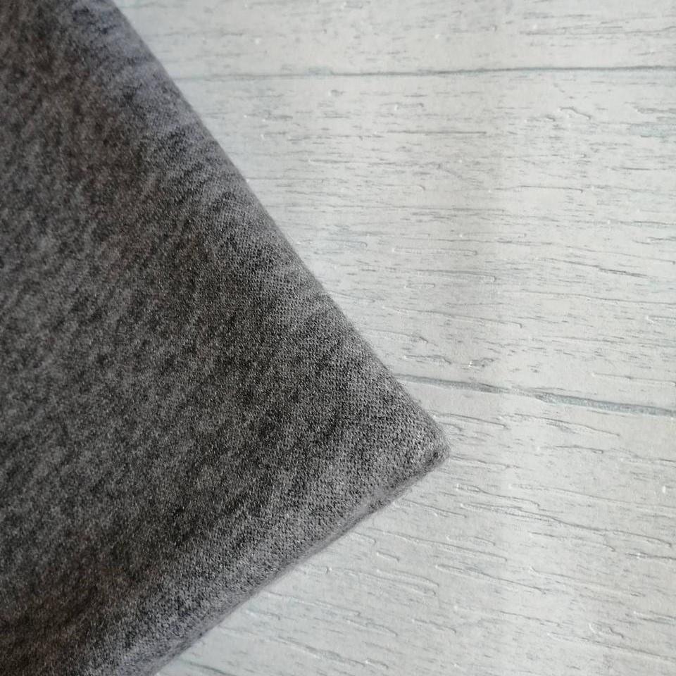 Ткань Ангора серая №5 ширина 160см.