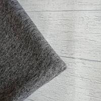 Ткань Ангора серая №5 ширина 160см., фото 1