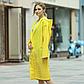 Плащ-дождевик EVA Raincoat Унисекс. Желтый, фото 3
