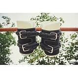 Гравітаційні черевики, інверсійні черевики для турніка Onhillsport NewAGE Comfort (OS-0360), фото 2