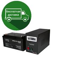 Комплект ИБП LPY- B - PSW-800VA+, Аккумулятор гелевый 65 АЧ, фото 1
