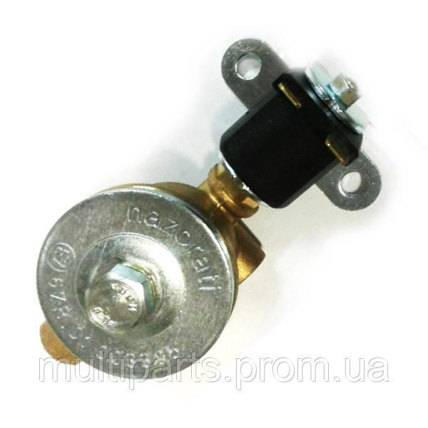 Электромагнитный клапан газа NAZORATI тип Valtek вх. вых. 6 мм