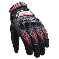 Універсальні рукавички, текстиль-кожзам, WUPP, підходять для екранів, осінь \ весна \ зима., фото 1