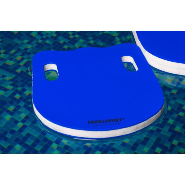 Дошка для плавання з ручками підвищеної плавучості Onhillsport (PLV-2417)