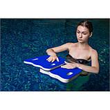 Дошка для плавання з ручками підвищеної плавучості Onhillsport (PLV-2417), фото 2