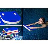 Дошка для плавання з ручками підвищеної плавучості Onhillsport (PLV-2417), фото 3