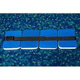 Пояс страховочный для плавания 4-х секционный повышенной плавучести Onhillsport (PLV-2408-1), фото 2