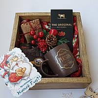Подарочный набор мужчине на Новый Год, Рождество. Подарок сыну, мужу, парню, папе, коллеге.
