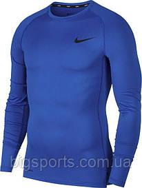 Футболка с длинным рукавом компрессионная муж. Nike Pro Compression Top Ls (арт. BV5588-480)