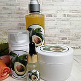 Набор косметики и средств для ухода за кожей на базе масел авокадо и облепихи., фото 2