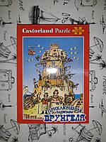 Пазлы Castorland 120 элементов Приключения капитана Врунгеля