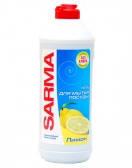 Сарма гель для посуды 500мл Лимон