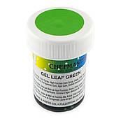 Краситель гель-паста Chefmaster Leaf Green 28 г