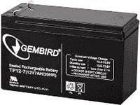 Аккумулятор для ИБП 12В 7Ач EnerGenie 64x94x150 (ШхВхД) BAT-12V7AH