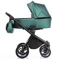 Дитяча коляска 2 в 1 Invictus V-Dream Lux Green Black