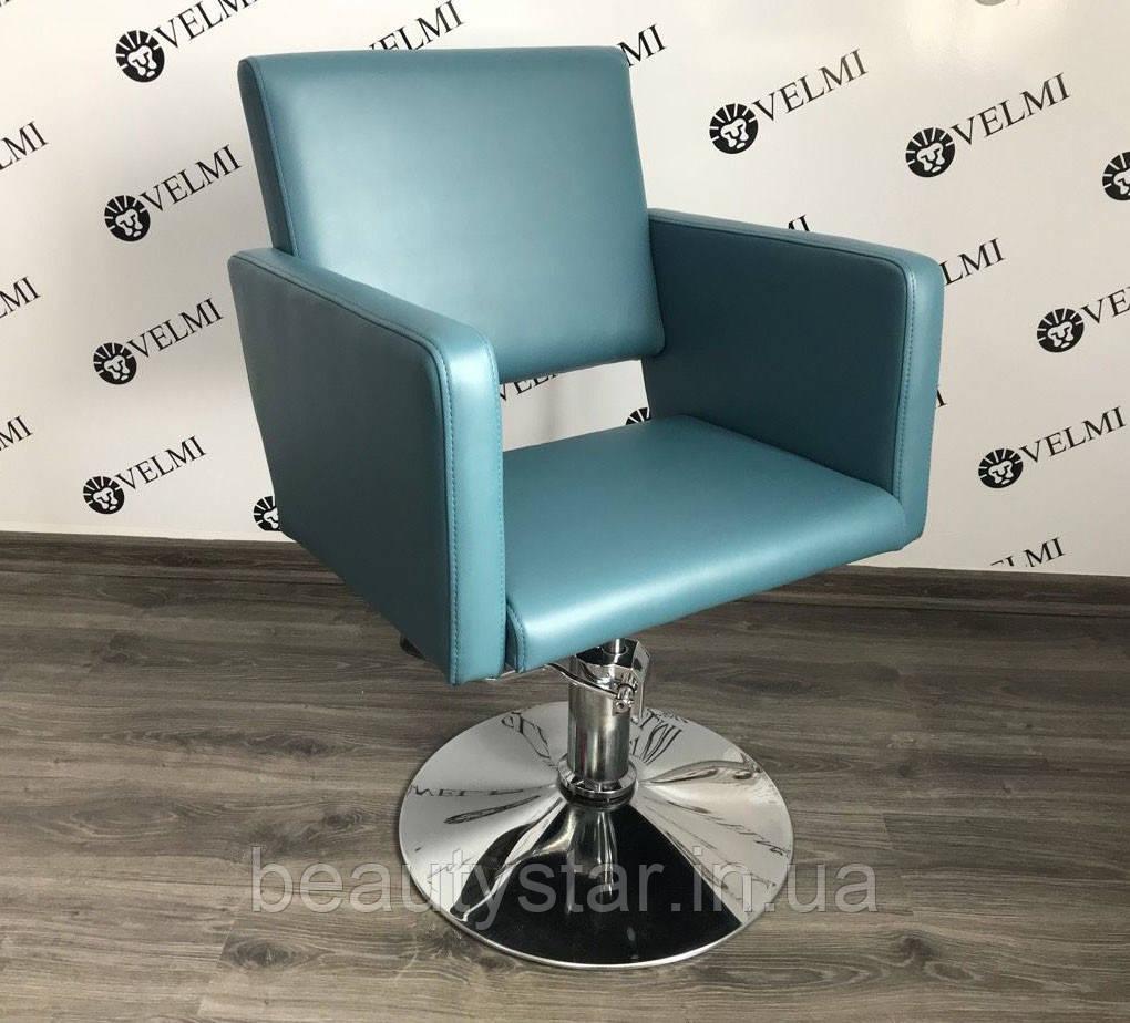Парикмахерское Кресло для клиентов эконом модель Kira