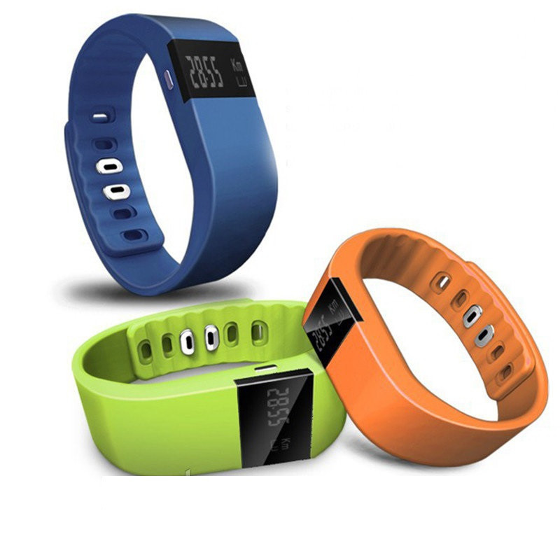 Фитнес трекер Tw64 Smartband (смарт браслет, часы Smart watch)