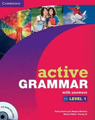 Active Grammar 1 with answers and CD-ROM