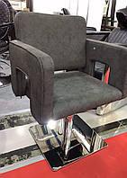 Кресло парикмахерское в салон красоты Silver