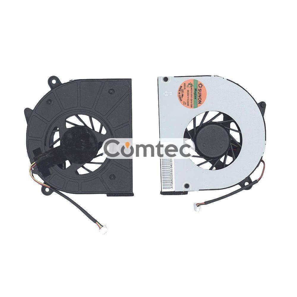 Вентилятор для ноутбука Acer Aspire 4740, 4740G 5V 0.5A 3-pin Brushless