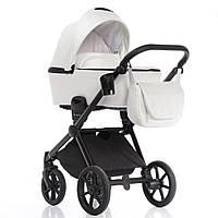 Дитяча коляска 2 в 1 Invictus V-Dream Lux White Black