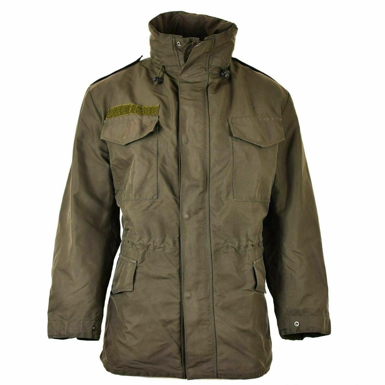 Оригинальная водозащитная куртка MVP Австрия М65