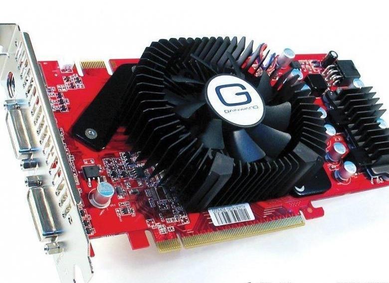 ВІДЕОКАРТА Pci-E Nvidia GeFORCE 9800GT на 512 MB DDR 3 і ВИСОКОЮ БИТНОСТЬЮ - 256 BIT !