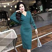 """Платье женское элегантное с люрексом, размер 42-46 (5 цветов) """"LATTE"""" купить недорого от прямого поставщика"""
