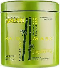 "Маска для волос Imperity Milano ""Organic Midollo Di Bambbo"" (1л.)"