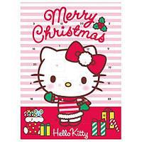 Адвент календарь шоколадный Hello Kitty Германия 75г