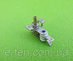 """Терморегулятор MINJA  KST118 / 10А / 250V / T250 (""""с ушками"""") для электроплит """"Элна"""", электродуховок"""