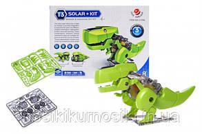 Робот конструктор на сонячній батареї Solar Kit 3 в 1