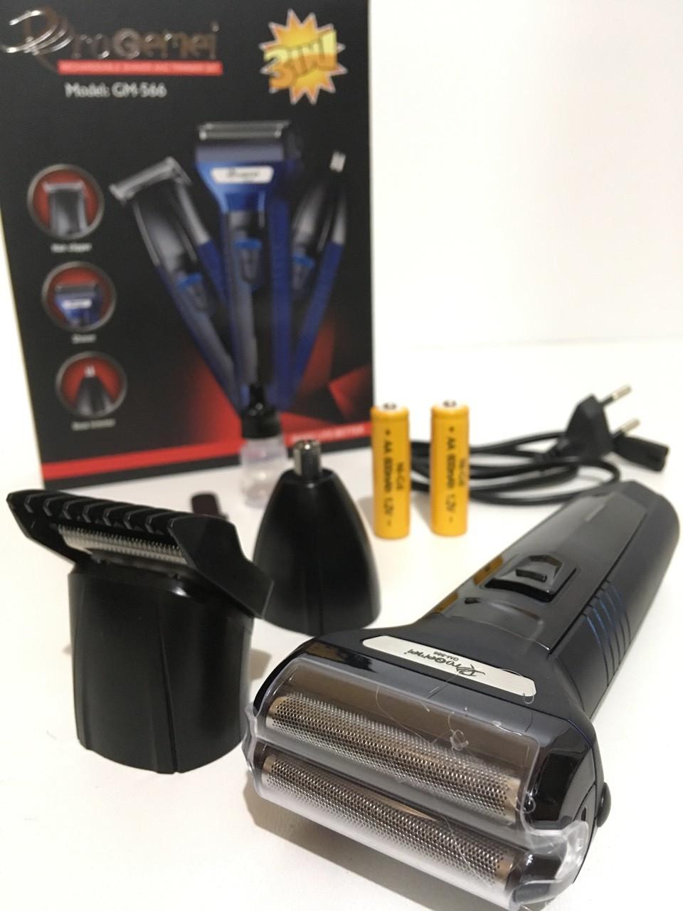 Машинка для стрижки волос Gemei GM-566 (60 шт/ящ)