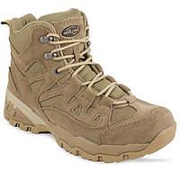 Заниженные ботинки тактические Miltec Trooper 5inch койот, фото 1