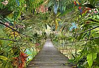 Фотообои фотошпалери Komar 8-977 Wild Bridge Дикий мост 368х254 бумажные
