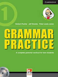 Grammar Practice 1 with CD-ROM