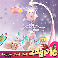 Мобиль для малыша (на кроватку) Happy Bed Bell