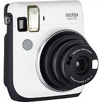 Фотокамера моментальной печати Fujifilm Instax Mini 70 White EX D, фото 1