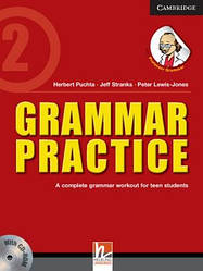 Grammar Practice 2 with CD-ROM