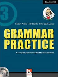 Grammar Practice 3 with CD-ROM