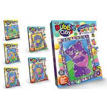 Набір креативної творчості BUBBLE CLAY Вітражна картина BBC-02-01U, 02U,..06U