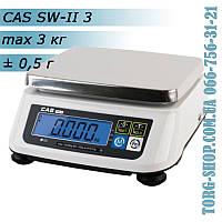 Весы фасовочные CAS SWII (CAS SWII-3)